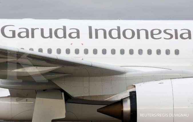 Garuda Indonesia (GIAA) tawarkan diskon hingga 30% untuk tiga destinasi ini