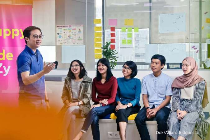 Perkuat Posisi Sebagai Perusahaan Asuransi Berbasis Digital, Allianz Indonesia Lakukan Berbagai Automasi Digital
