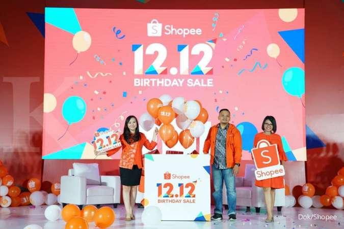 Jelang Puncak Festival Belanja Akhir Tahun, Shopee 12.12 Birthday Sale Hadirkan Penawaran dan Layanan Terbaik Non-Stop