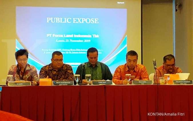 Hadapi PKPU, Forza Land (FORZ) kebut penyelesaian proyek-proyek ini