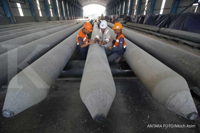 Raih proyek di Singapura Rp 217,5 miliar, WSBP incar Korsel dan Malaysia