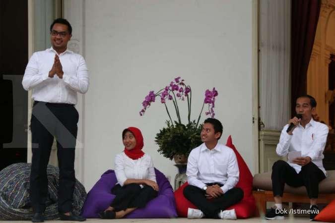 Pendiri dan CEO Amartha Andi Taufan jadi staf khusus presiden, ini kiprahnya