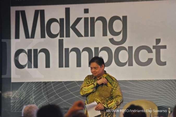 Jokowi minta CAD tuntas dalam empat tahun, Menko Airlangga siapkan jurus quick-wins