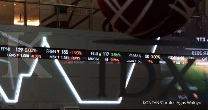 Simak rekomendasi saham JSMR, BBNI dan SMRA untuk hari ini