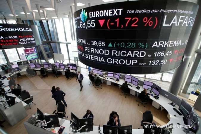 Global Market: European Stocks Hit by Rising Coronavirus Cases