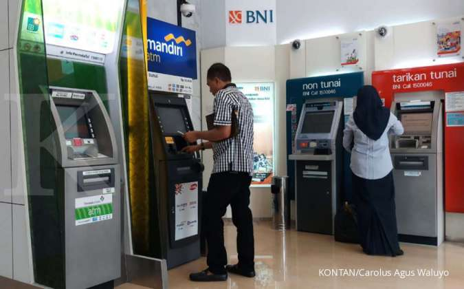 BMRI Bank pelat merah tingkatkan belanja modal TI tahun ini, buat apa?