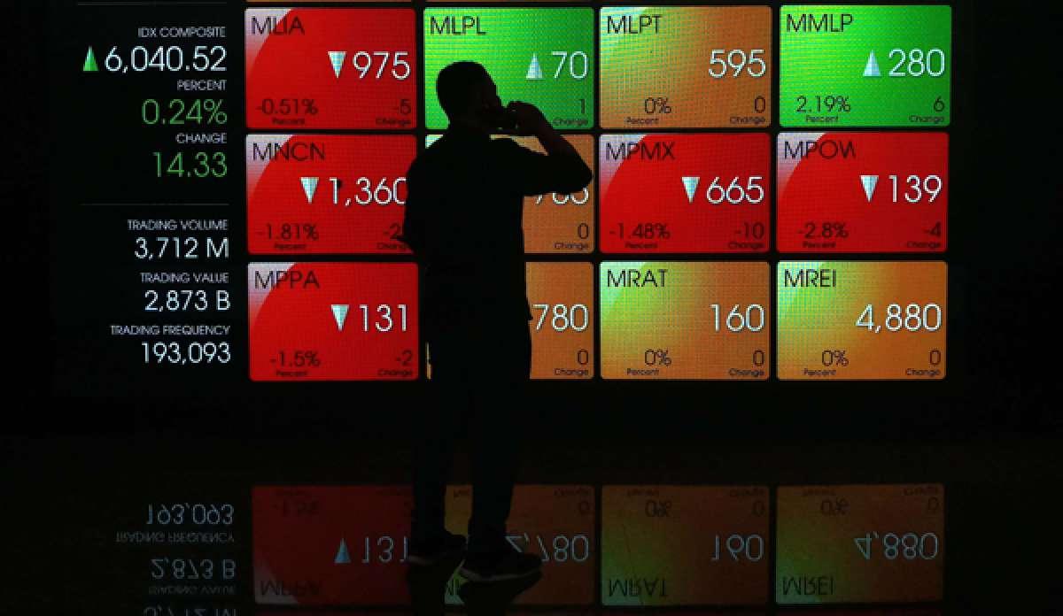 Target pencatatan efek Bursa Efek Indonesia 2020