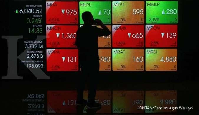 Simak rekomendasi saham TPIA, PTBA dan LPPF untuk hari ini