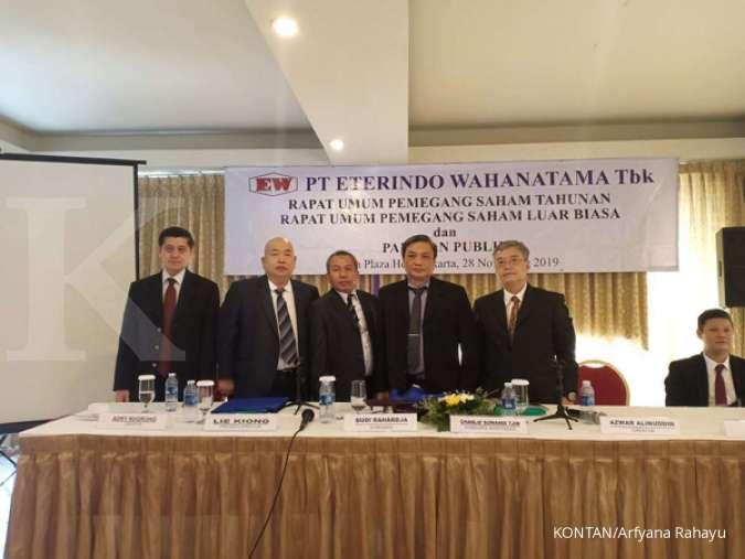 Ikhtiar Eterindo Wahanatama (ETWA) perbaiki rugi bersih di tahun depan