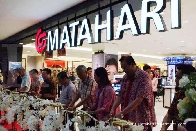 Matahari Department Store (LPPF) di Batam City Square