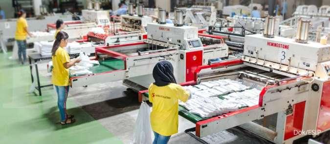 ESIP Sinergi Inti Plastindo (ESIP) catatkan penjualan bersih Rp 53,52 miliar di 2019
