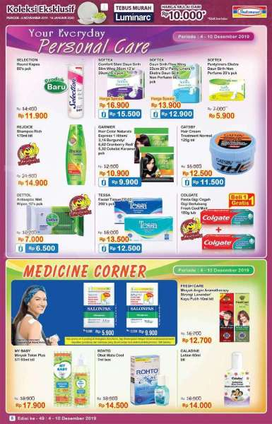 Katalog Promosi Indomaret 4 - 10 Des 2019 (2)