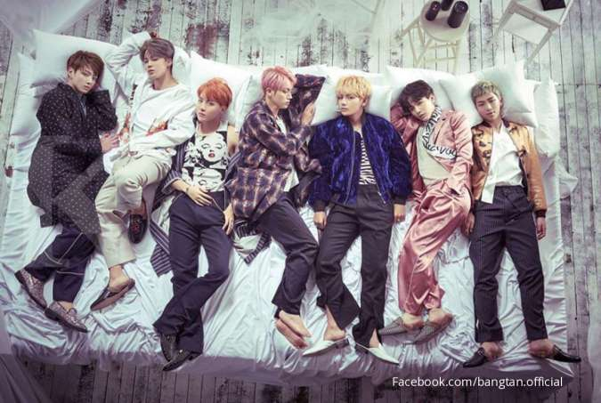 BTS umumkan jadwal rilis Map of the Soul: 7
