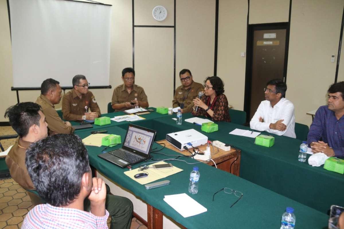 Perhutani, Vokasi UI dan Delegasi dari India DiskusiPengelolaan Hutan