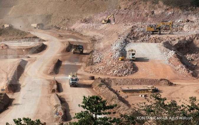 Laba Merdeka Copper Gold (MDKA) melesat 34,9% pada 2019