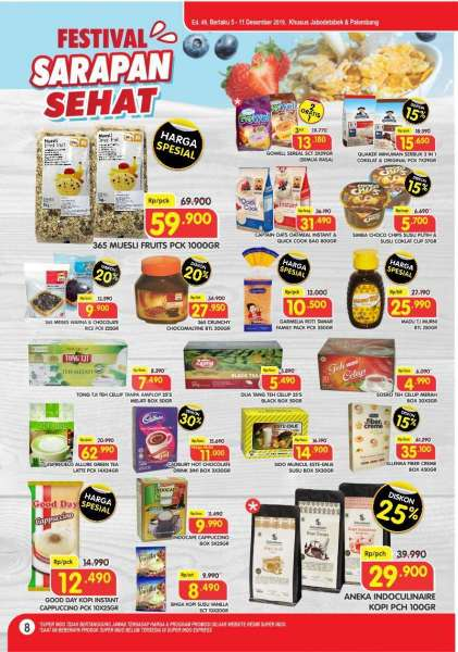 Katalog Promosi Superindo 5 - 11 Desember 2019 Jabodetabek (2)