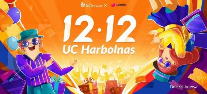 Uc Browser Dan Lazada Meriahkan Harbolnas 12 12 Dengan Harga Menarik