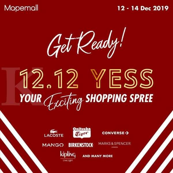 Tak Hanya Siapkan Beragam Diskon Besar, Mapemall.com Siapkan Buy 1 Get 2 untuk Harbolnas