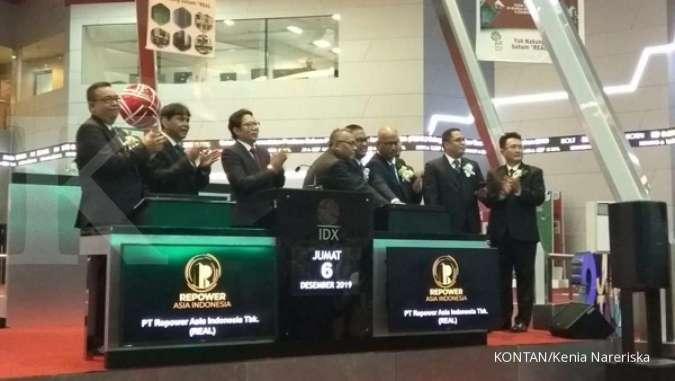 REAL Ini rencana bisnis Repower Asia Indonesia (REAL) usai IPO