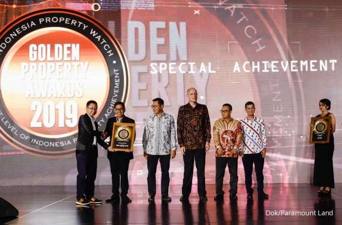 Paramount raih Golden Property Award kategori best millenial residence