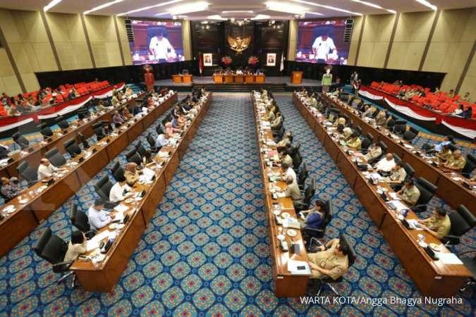 Turun Rp 24 triliun, anggaran perubahan DKI Jakarta jadi Rp 63,23 triliun