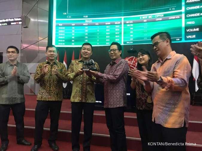 Usai IPO, Indonesia Fibreboard (IFII) targetkan pendapatan Rp 800 miliar di 2020