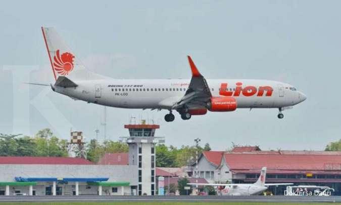 Lion Air Group Melayani 38 Penerbangan Setiap Hari Dari Bandara Syamsudin Noor