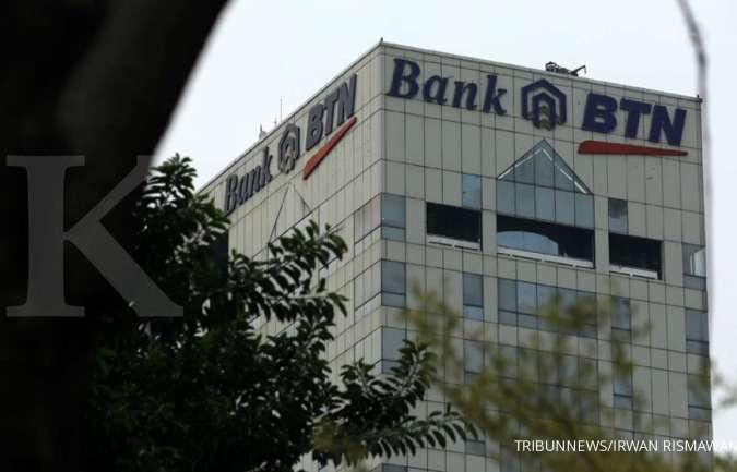 BBTN Bidik pertumbuhan kredit 10%, Bank BTN kejar penyaluran KPR untuk 230.000 unit