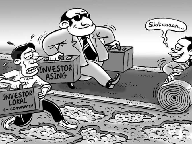 Benny Rachmadi - Jalan Mudah Bagi Investor Asing