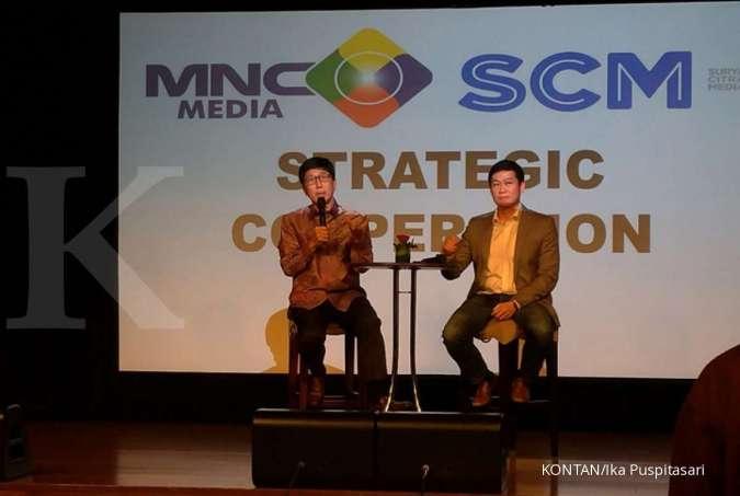 MNCN SCMA MNCN dan SCMA jalin kerja sama dalam pembuatan konten