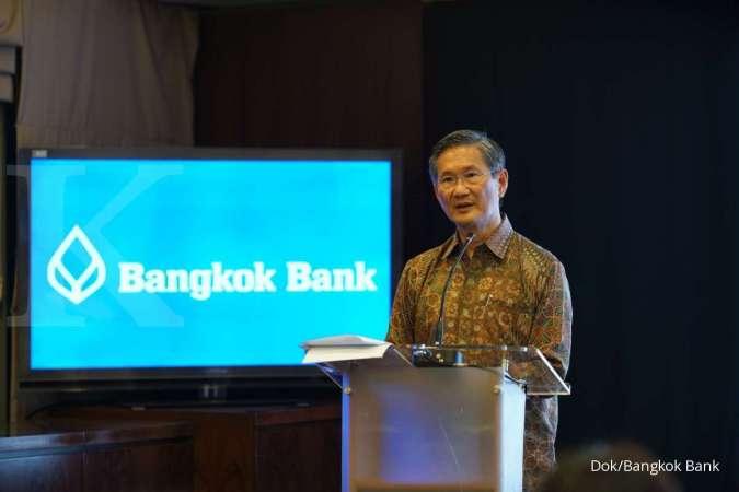 BNLI Usai Bank Permata, Bangkok Bank berpotensi kembali caplok bank di Indonesia