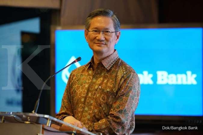 PermataBank Menyambut Baik Pengumuman Atas Pembelian Saham oleh Bangkok Bank
