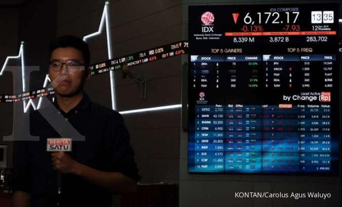 Rekomendasi teknikal saham JPFA, BSDE dan SSIA pada perdagangan Jumat (13/12)