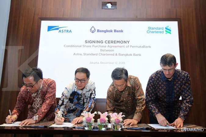 Begini Proyeksi Harga Saham Bank Permata (BNLI) Usai Diakuisisi Bangkok Bank
