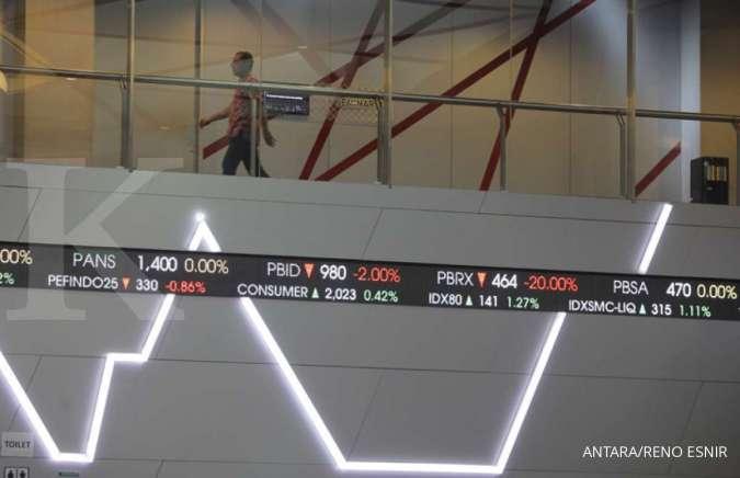 MDRN Terus merugi, analis tidak rekomendasikan membeli saham-saham perusahaan ini
