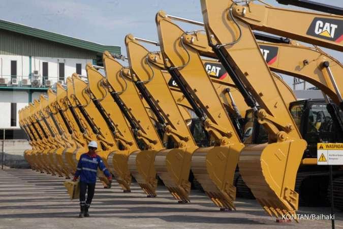 BBLD Penyebab pembiayaan alat berat multifinance turun