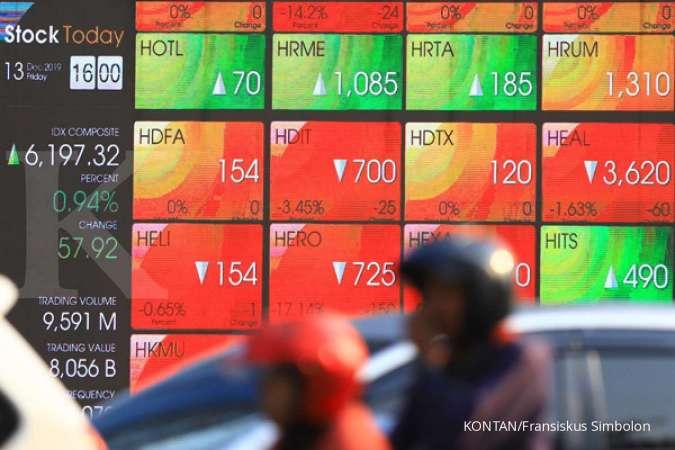 Simak rekomendasi saham ADHI, BMRI, dan INKP untuk Jumat (27/12)