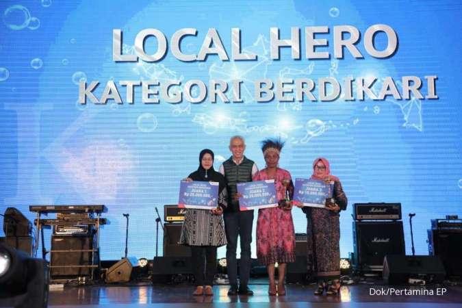 Pertamina EP borong penghargaan Local Hero dan Proper Hero pada HUT Pertamina