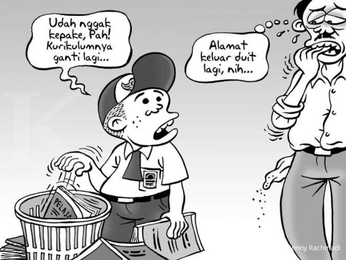 Benny Rachmadi - Ganti Arah, Orang Tua dan Anak Jadi Korban Sistem Pendidikan Nasional
