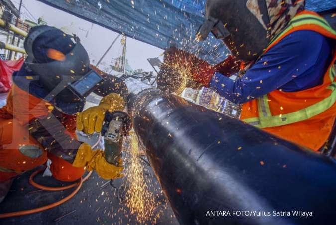 Harga gas industri turun, bagaimana prospek Perusahaan Gas Negara (PGAS)?