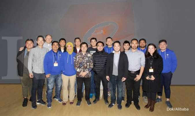 17 Pendiri Startup Indonesia Selesaikan Program eFounders Fellowship dari Alibaba Business School dan UNTAD