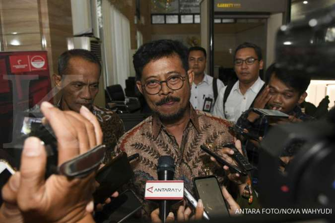 Syahrul Yasin Limpo dukung program satu juta ternak sapi bali