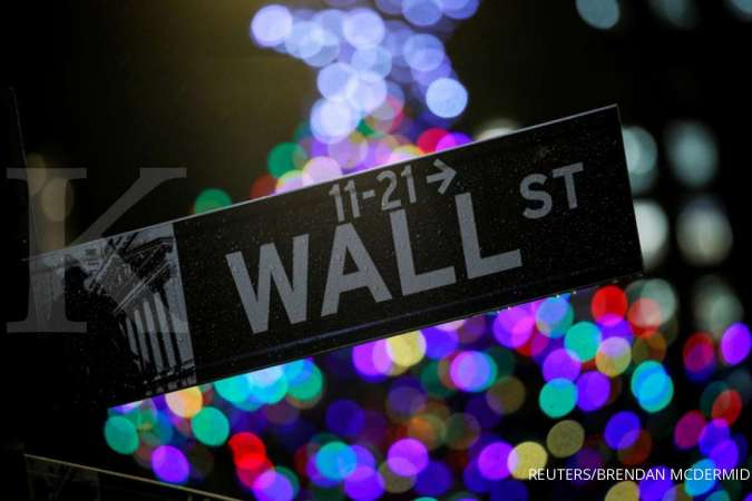 As China Teken Perjanjian 15 Januari 2020 Bursa Wall Street