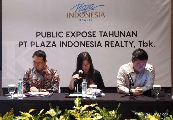 PLIN Ini rencana kerja Plaza Indonesia Realty (PLIN) tahun depan