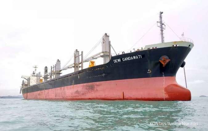 PSSI Pelita Samudera Shipping (PSSI) tambah satu kapal kargo di penghujung tahun ini