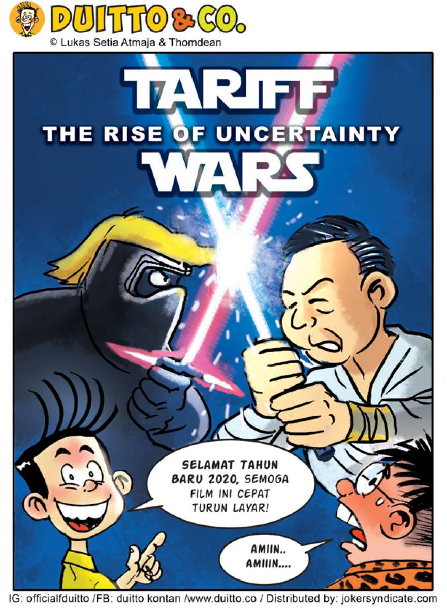 TARIFT the Rise of Uncertainty WARS