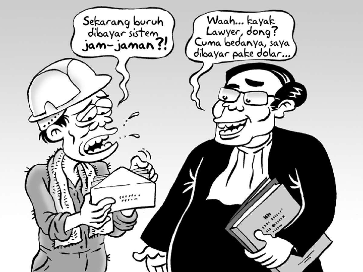 Benny Rachmadi - Polemik Gaji Jam-jaman