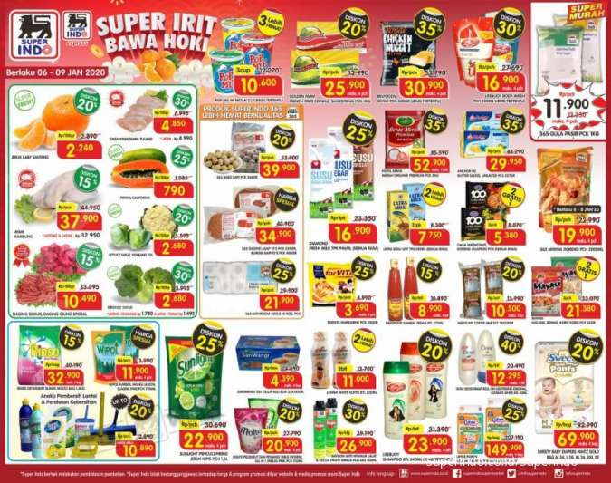 Katalog Promosi Superindo 6-9 Desember 2020 (1)