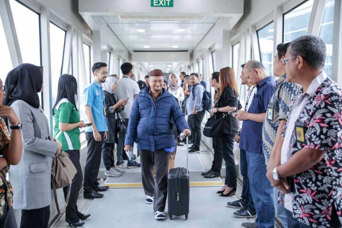 Citilink Indonesia Terbangi Rute Kertajati-Jeddah Akomodir Jamaah Umrah Indonesia