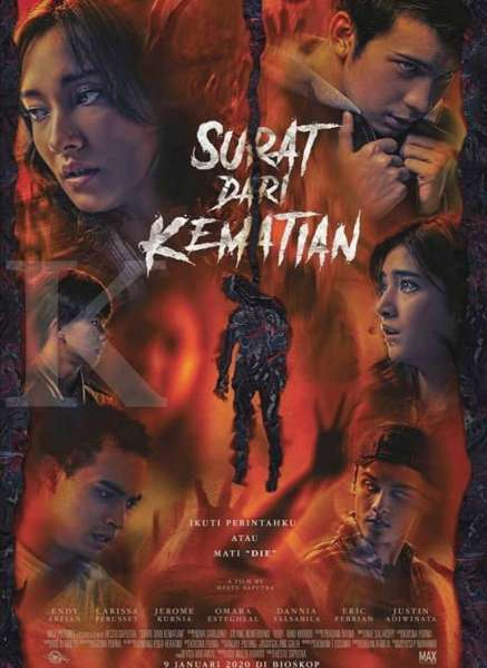 Poster film Surat Dari Kematian